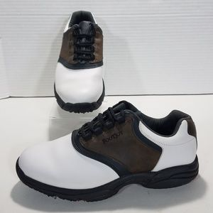 FootJoy GreenJoys Saddle Golf Cleats